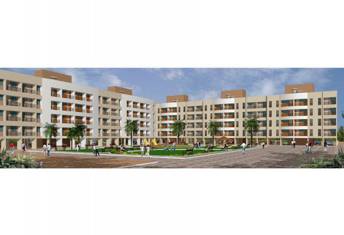 Group Housing Rudrapur for Kores India Ltd