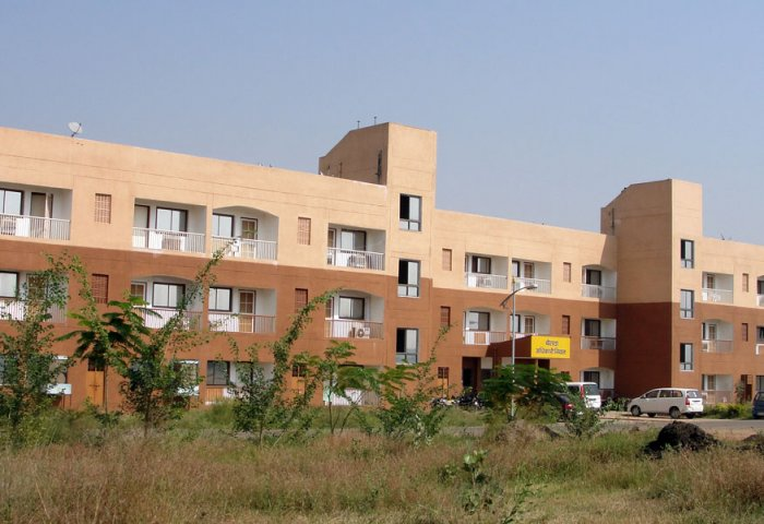 Hostel Building for BORL