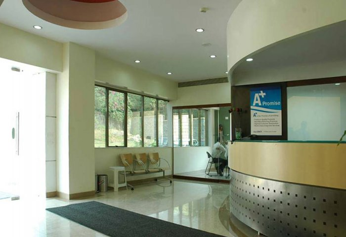 Office Interiors for Aquatech Industries (I) Pvt Ltd