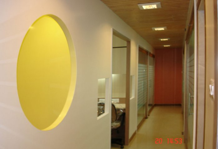 Office Interiors for Sutlej Textiles & Industries Ltd