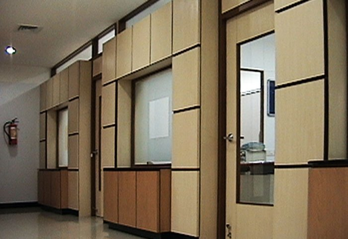 Office & Factory Interiors of Jewellery Manufacturing for CGIPL