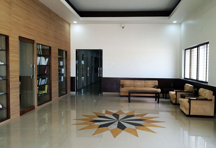 Office Interiors for Made Up Unit Birla Century