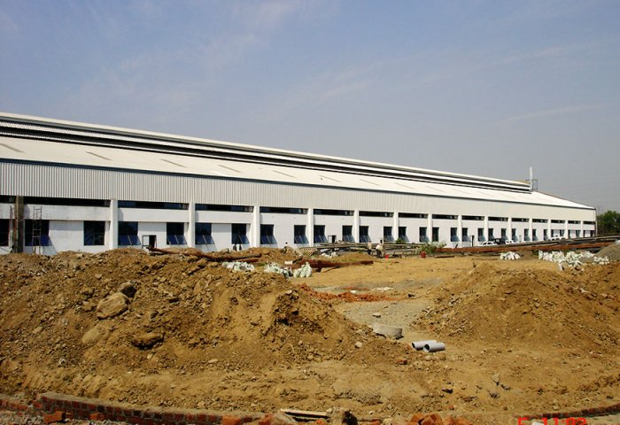 Glass Manufacturing Plant for Asahi Float Glass Ltd