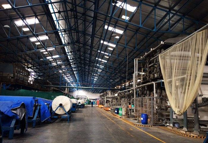 Process House Expansion and Central Warehouse/Cut & Sew Dept for Indo Count Industries Ltd
