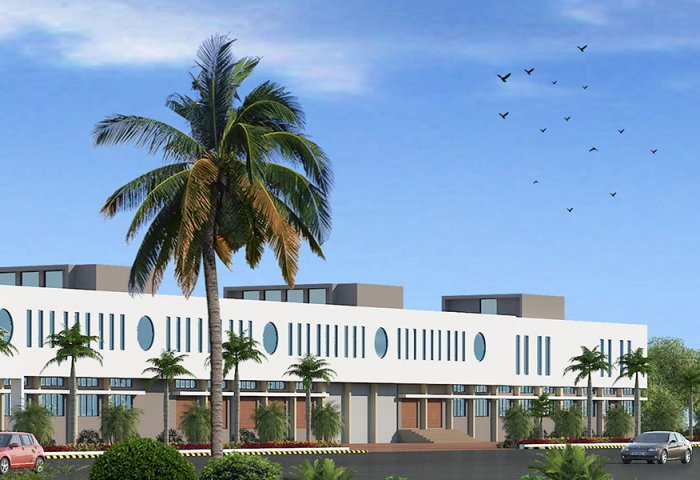 36,952 Spindles Cotton Spinning Mill for Sumati Spintex Pvt Ltd [ongoing]